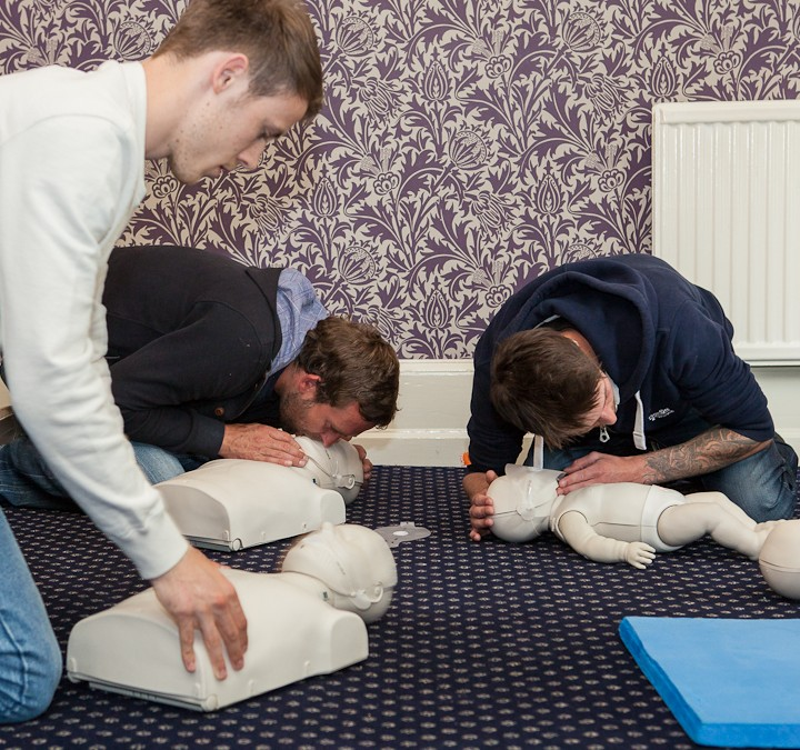 5 First Aid Tips for Students