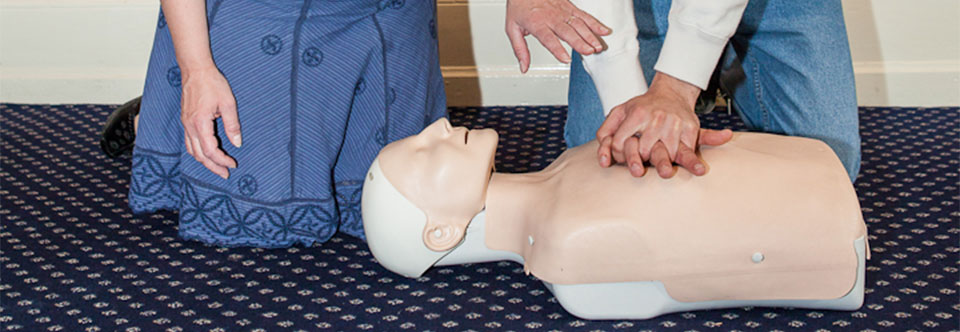 Bystander CPR doubles chances of survival