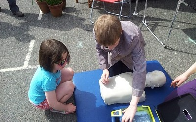 CPR to be added to curriculum in England